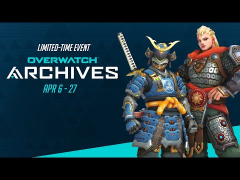 Overwatch Archives 2021 Overwatch Seasonal Event MQ quality image