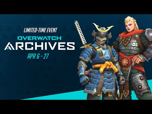 Overwatch Archives 2021 Overwatch Seasonal Event HQ quality image