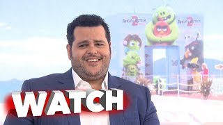 Angry Birds 2 featurette with Josh Gad | ScreenSlam