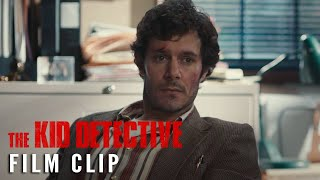 THE KID DETECTIVE Clip - He's Lying