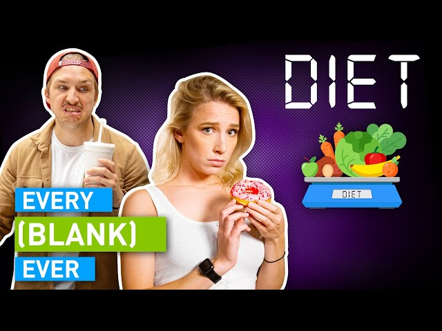 Every Diet Ever HQ quality image