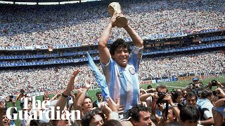 Remembering Diego Maradona: football legend dies aged 60 Screenshot