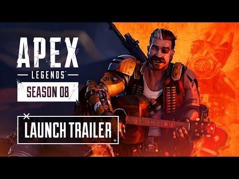Apex Legends Season 8 Mayhem Launch Trailer MQ quality image