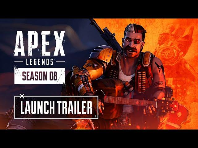 Apex Legends Season 8 Mayhem Launch Trailer HQ quality image
