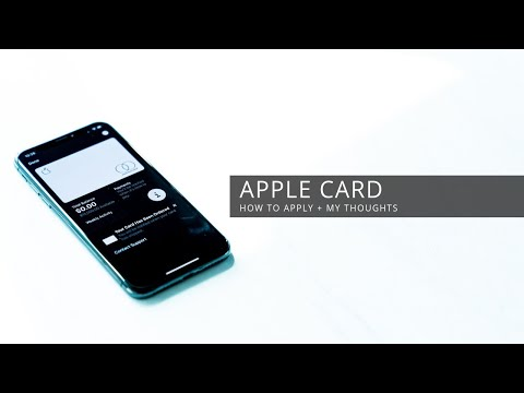Apple Card - How To Apply + My Thoughts MQ quality image