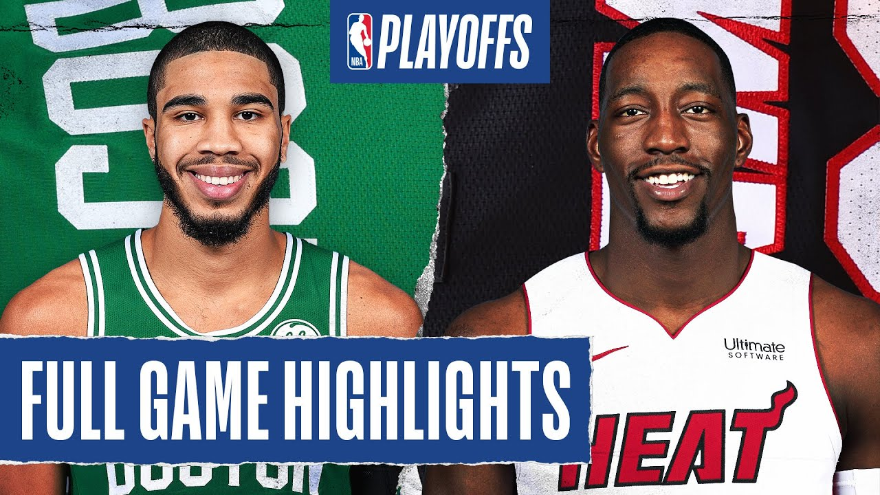 CELTICS at HEAT FULL GAME HIGHLIGHTS September 27, 2020 HD quality image