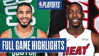 CELTICS at HEAT FULL GAME HIGHLIGHTS September 27, 2020 MD quality image