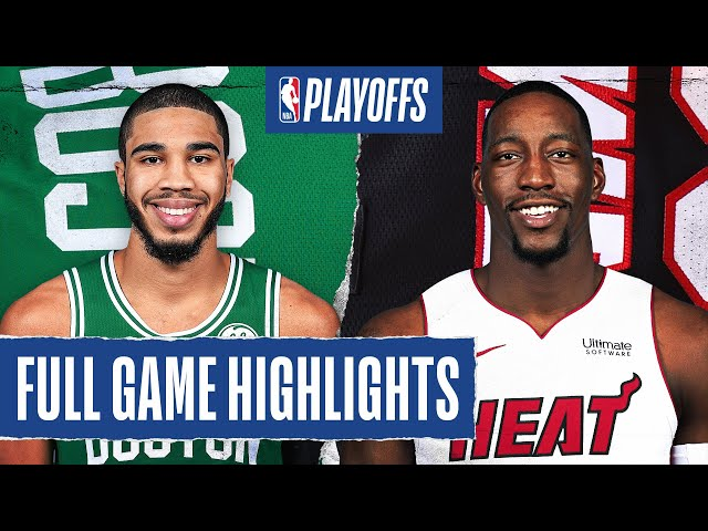 CELTICS at HEAT FULL GAME HIGHLIGHTS September 27, 2020 HQ quality image