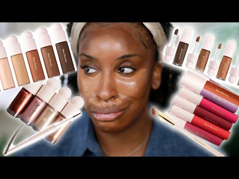 Interested in Rare Beauty? Watch This Review First! Jackie Aina MQ quality image
