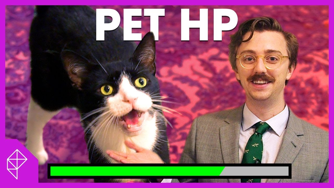 Calculate your pet's HP with my 100% legitimate formula Unraveled HD quality image