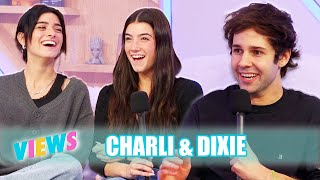 CHARLI AND DIXIE ON BEING FAMOUS SISTERS!! Screenshot