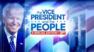 Watch ABC News Joe Biden Town Hall in Philadelphia Moderated by George Stephanopoulos MD quality image