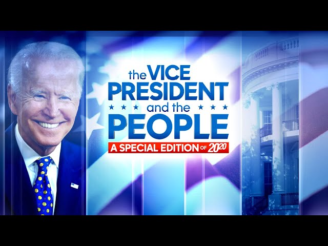 Watch ABC News Joe Biden Town Hall in Philadelphia Moderated by George Stephanopoulos HQ quality image