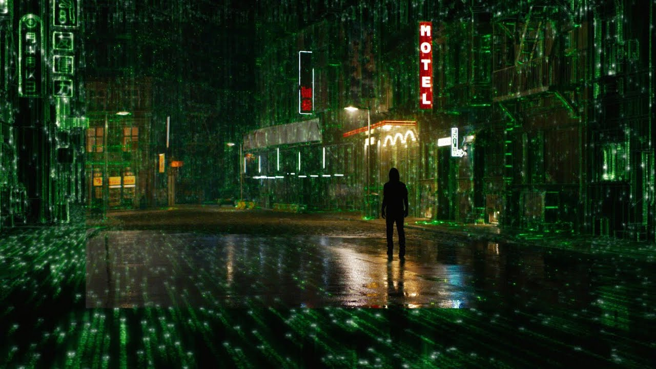 The Matrix Resurrections Official Trailer 1 HD quality image