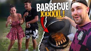 Inoxtag devient fou à cause de cette Côte de Boeuf XXXL au Barbecue ! (oh oui bébéaaooo) Screenshot