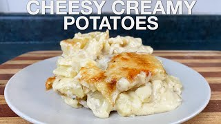 Cheesy Scalloped Potatoes - You Suck at Cooking (episode 117) Screenshot