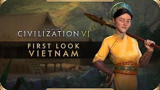 Civilization VI - First Look: Vietnam   Civilization VI New Frontier Pass Screenshot