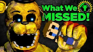 Game Theory: Did Reddit Just SOLVE FNAF? MD quality image