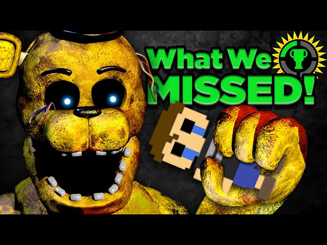 Game Theory: Did Reddit Just SOLVE FNAF? HQ quality image