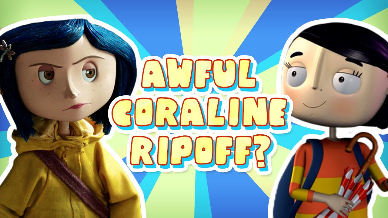 What the HELL is Caroline? (A TERRIBLE Coraline Ripoff) HD quality image