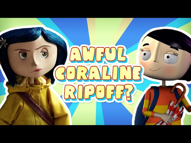 What the HELL is Caroline? (A TERRIBLE Coraline Ripoff) HQ quality image