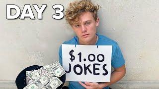 I Survived On $0.01 For 1 Week - Day 3 Screenshot