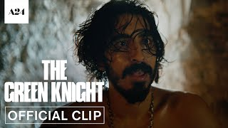The Green Knight   Christ Is Born   Clip   A24