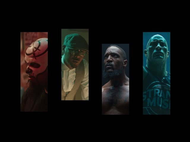 Tech N9ne - Face Off (feat. Joey Cool, King Iso & Dwayne Johnson) Official Music Video HQ quality image