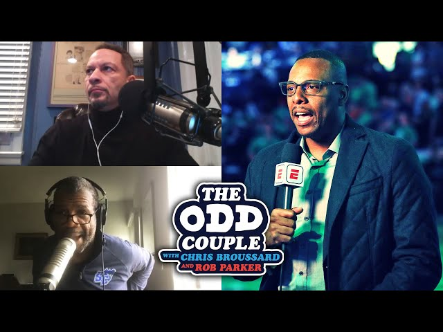 Chris Broussard & Rob Parker - ESPN Fires Paul Pierce Days After Controversial Instagram Live HQ quality image
