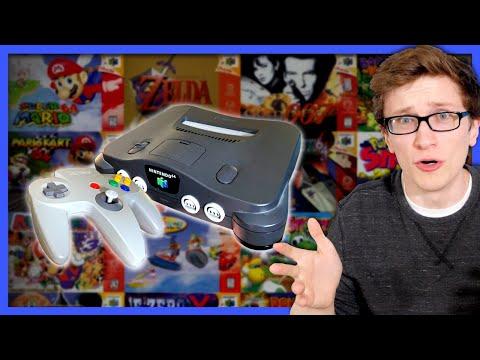 Nintendo 64: Nintendo's Best Mistake - Scott The Woz MQ quality image
