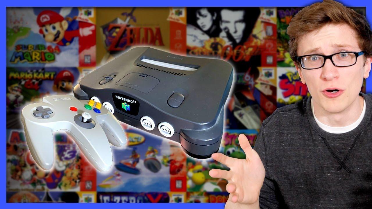 Nintendo 64: Nintendo's Best Mistake - Scott The Woz HD quality image