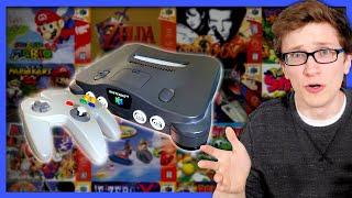 Nintendo 64: Nintendo's Best Mistake - Scott The Woz MD quality image
