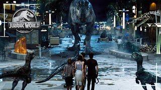 Final Battle Scene   Jurassic World