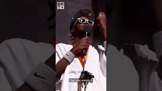 Lmao! DC Young Fly Really Cranked That Soulja Boy At The BET Hip Hop Awards! #shorts MD quality image