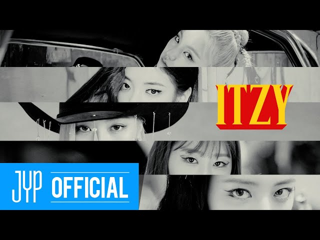 ITZY Not Shy Opening Trailer HQ quality image
