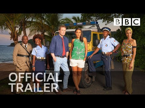 Death in Paradise: Series 8 Trailer - BBC MQ quality image
