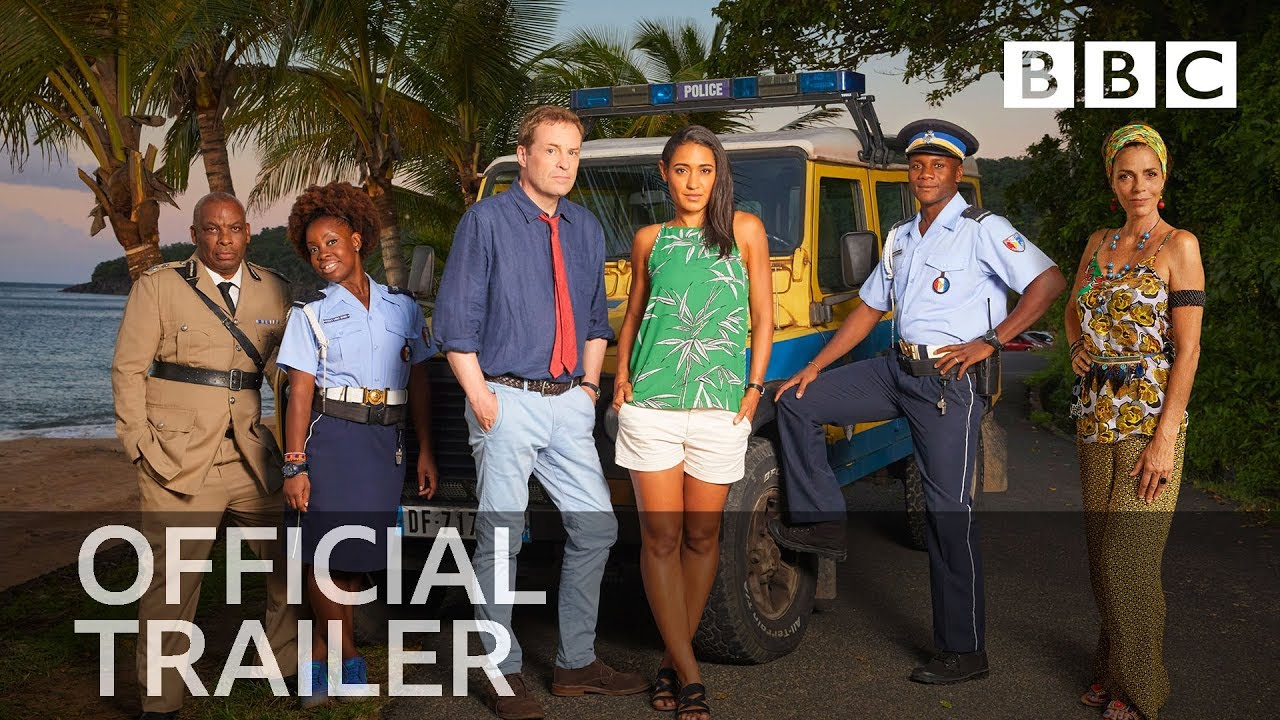 Death in Paradise: Series 8 Trailer - BBC HD quality image
