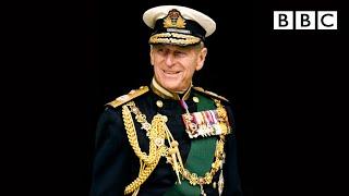 Prince Philip has died aged 99 @BBC News live 🔴 BBC Screenshot