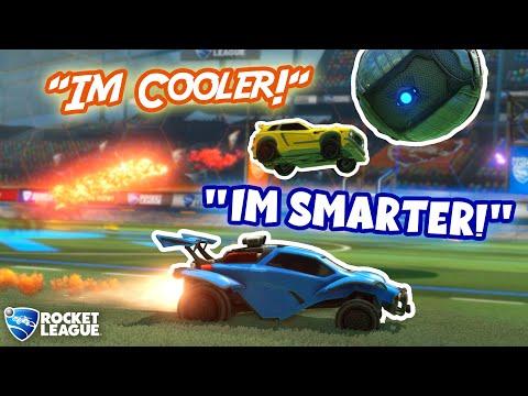 Smart Rocket League Players vs Mechanical Players (who's better?) MQ quality image