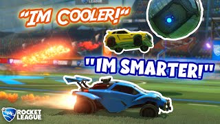 Smart Rocket League Players vs Mechanical Players (who's better?) MD quality image