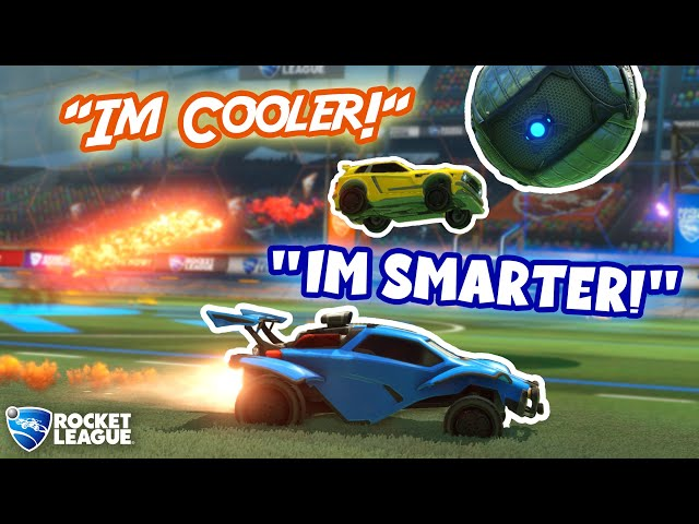 Smart Rocket League Players vs Mechanical Players (who's better?) HQ quality image