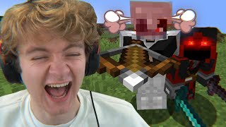 Corpse joined my Minecraft server. Now he hates me. Screenshot