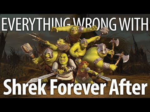 Everything Wrong With Shrek Forever After MQ quality image