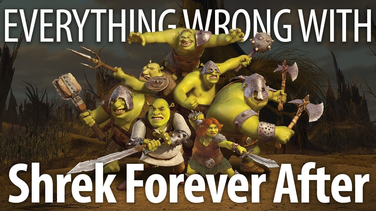 Everything Wrong With Shrek Forever After HD quality image