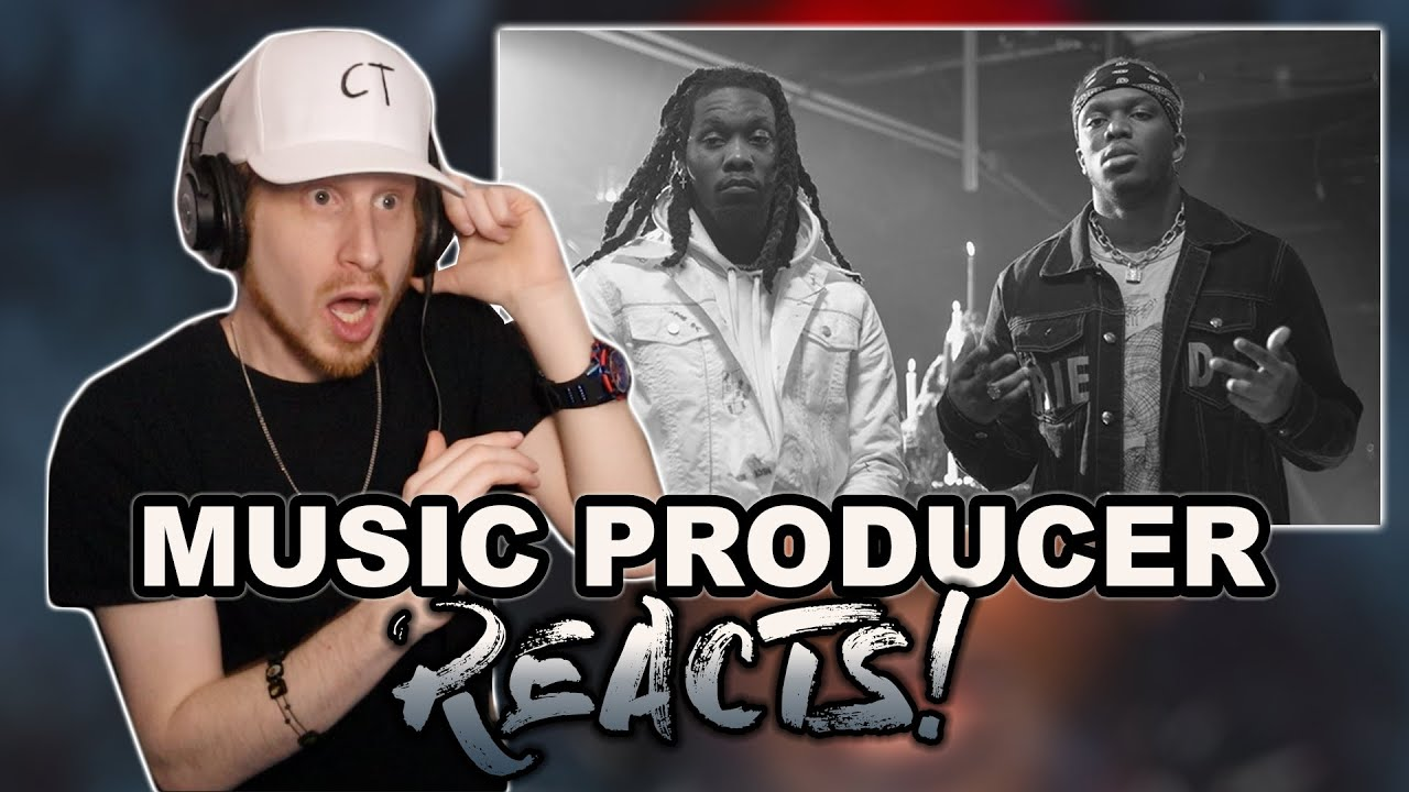 Music Producer Reacts to KSI Cap (feat. Offset) HD quality image