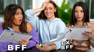 Who Knows Me Better?! BFF vs EX-BFF Screenshot