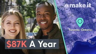 Living Together On $87K A Year In Toronto | Millennial Money Screenshot