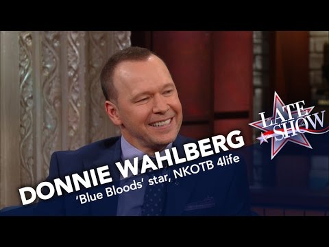 Donnie Wahlberg: NKOTB More Successful Now Than Ever MQ quality image