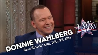 Donnie Wahlberg: NKOTB More Successful Now Than Ever MD quality image