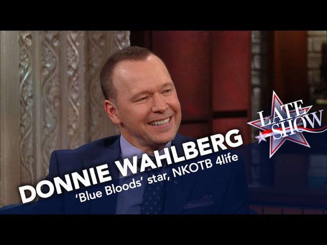 Donnie Wahlberg: NKOTB More Successful Now Than Ever HQ quality image